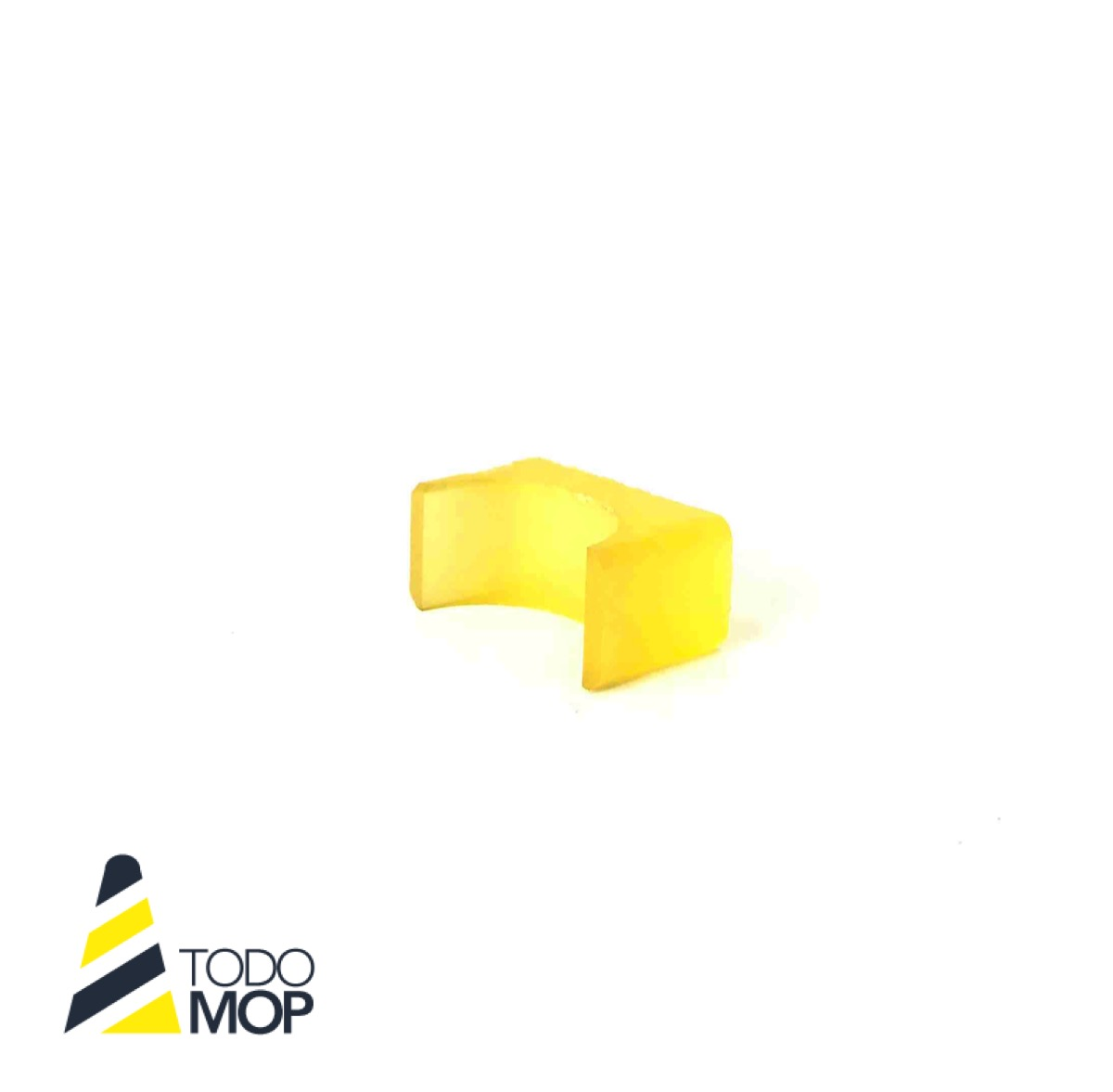 TOPE CRISTAL CURVO TB135