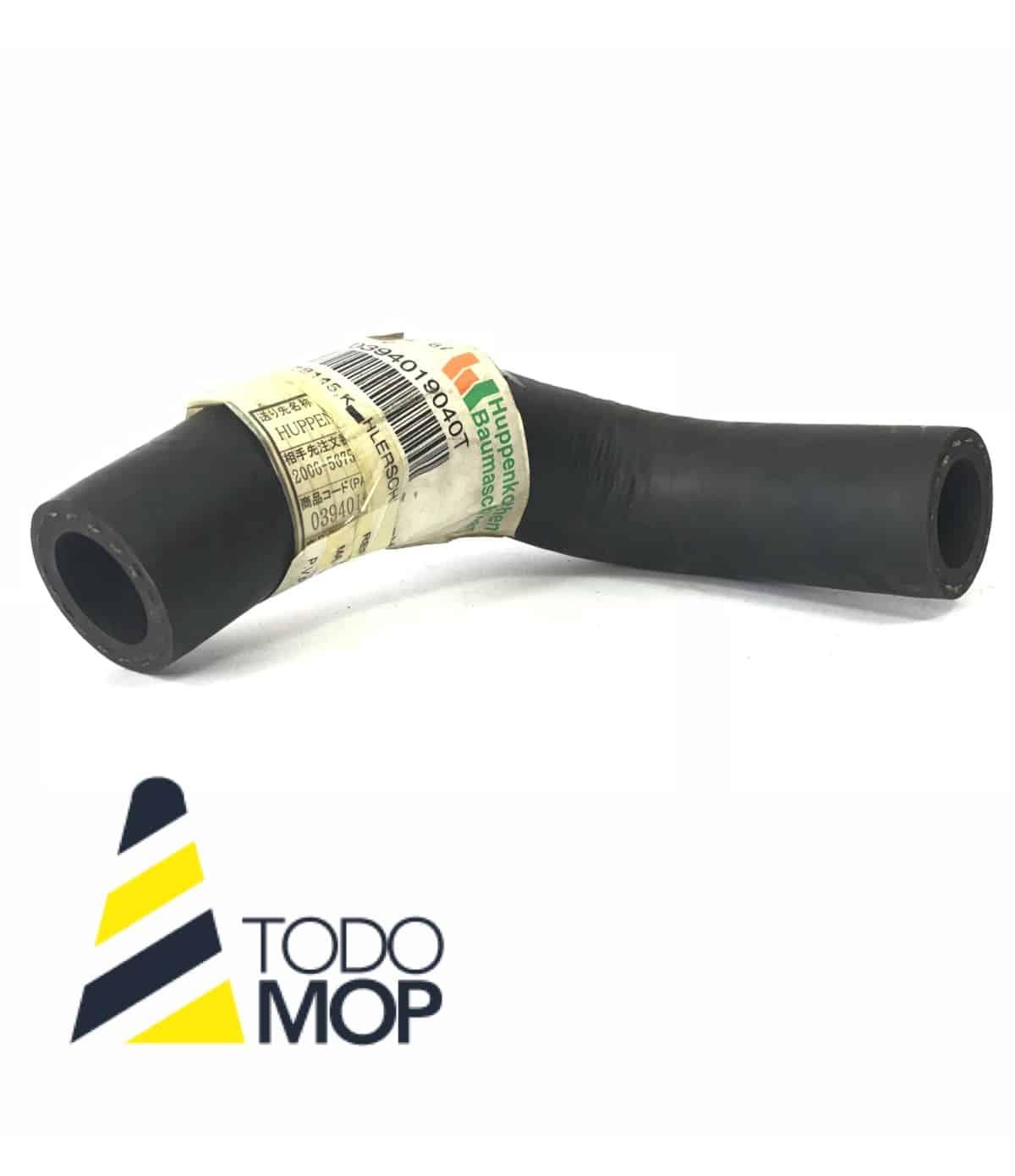 MANGUITO BOMBA RADIADOR TAKEUCHI TB145