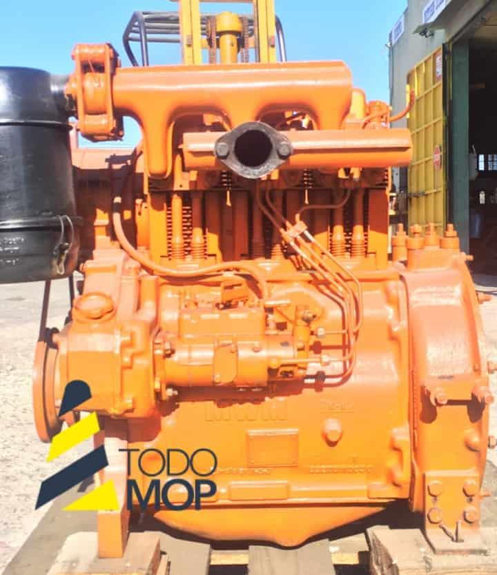 Motor MWM DITERModelo: D327-3 R-104 de 3 cilindros.TodoMOP.