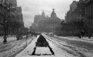 Nevada Madrid 1950.